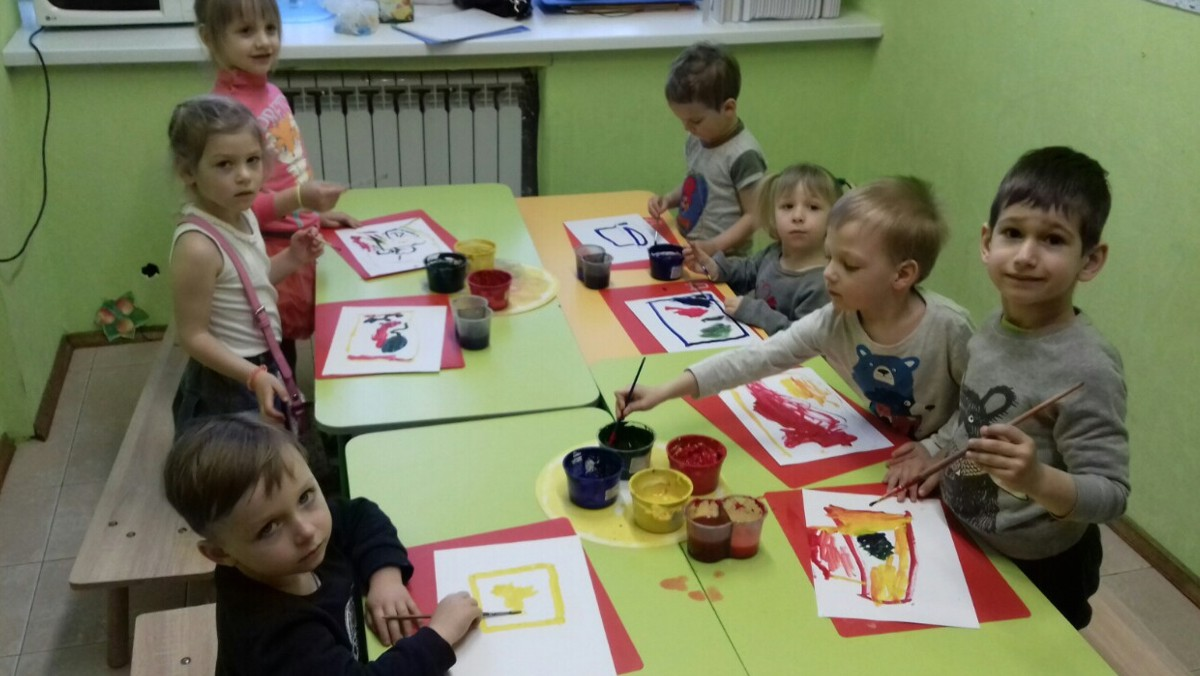 детский развивающий центр арбуз, детский сад харьков
